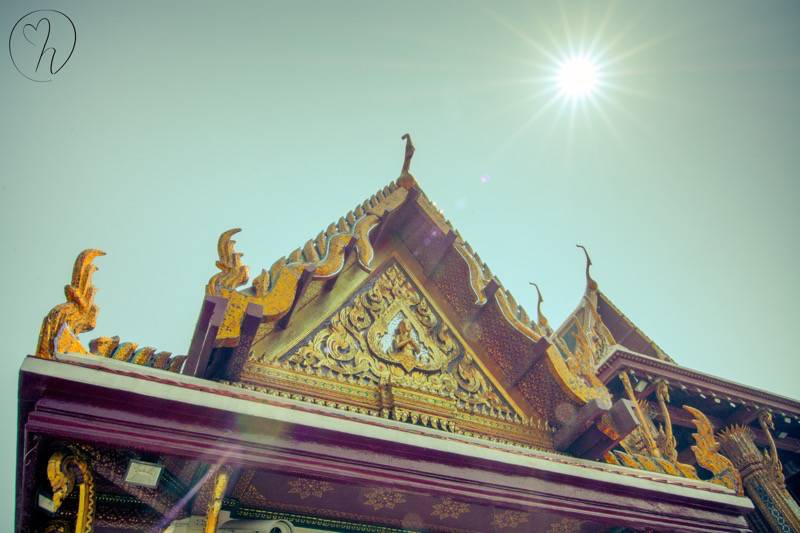 Kings Palace under the Sun