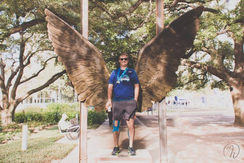 Discovery Green Angel Wings