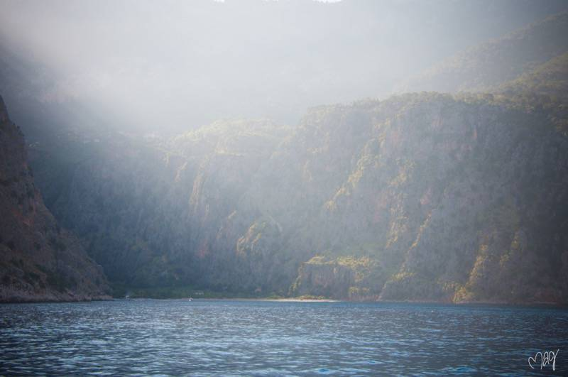 butterfly valley approach